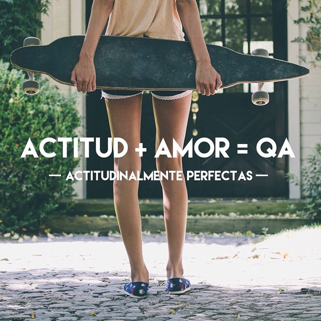 #ActitudQA www.QA.com.ar PH. @zuccvic