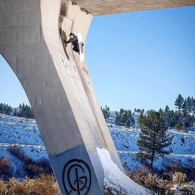 @nikocioffi on cover shot status photo by @benbirk .  @gbpgremlinz are having a great year and were stoked to be makin and distributing their boards.