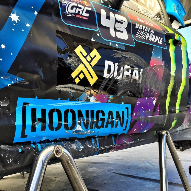 "Rubbin' is racing! Its still #goldstickertime since HHIC @kblock43 WON GRC Ft Lauderdale BUT some rules have changed, you now need to be logged in to #hoonigandotcom and use the code ""gold"" to get a free gold sticker for spending $13 or more and a free..."