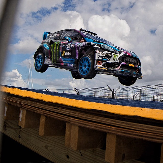 "Mr @kblock43 WON GRC Ft Lauderdale yesterday. So you know what that means - #GOLDSTICKERTIME! But some rules have changed, you now need to be logged in and use the code ""gold"" to get a free gold sticker for spending $13 or more and a free gold plate..."