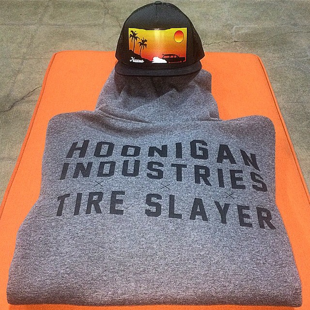 HITS Hoodie and Sunset trucker are the perfect combo this weekend. Find them on #hoonigandotcom