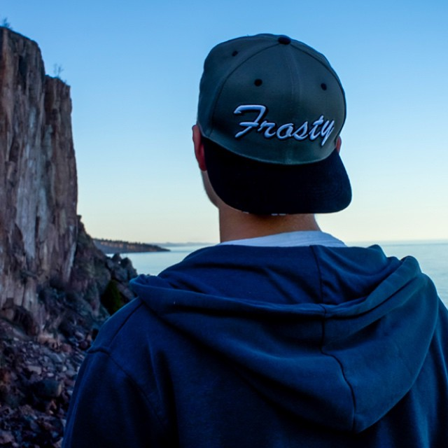 All hats and t-shirts $20.00 through www.frostyheadwear.com until Friday, June 5! #FrostyHeadwear #Snapbacks #EmbraceYourOpportunity