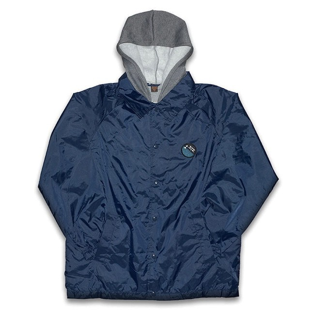 PUT ME IN COACH | hooded coach jackets perfect for those summer trips to Mt. Hood |