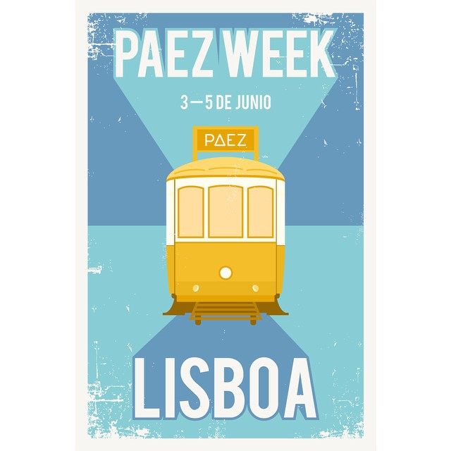 Heading for #PaezWeek #Lisboa ⚓