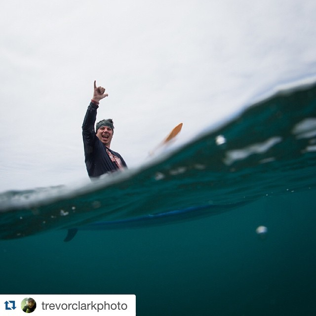 #Repost @trevorclarkphoto ・・・ The power of positivity! #hi5thewave