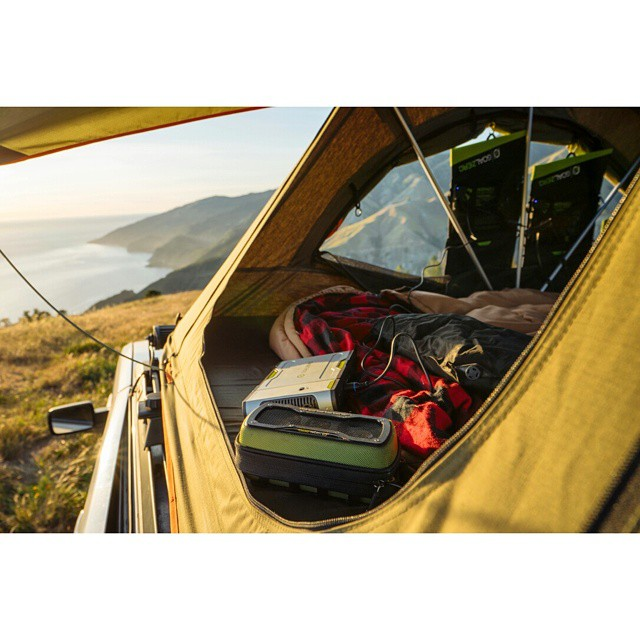 The winner of the Rooftop Tent Giveaway with @treelineoutdoors and Thule is John S. We've already contacted him via email. Congrats!  Photo: @andy_best