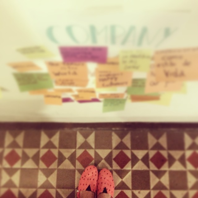 Instante brainstorming en #PaezHQ