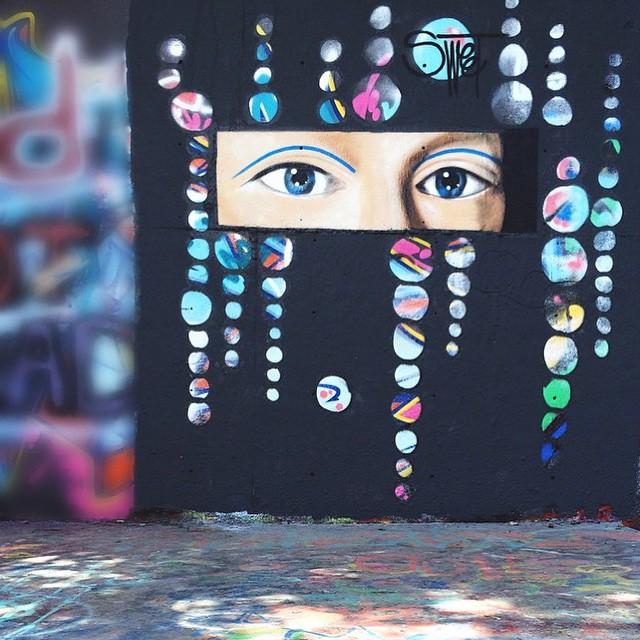 @400mlbakery #sweet • • #ATX #austintx #Texas #tx #spratx  #art #mural #streeart