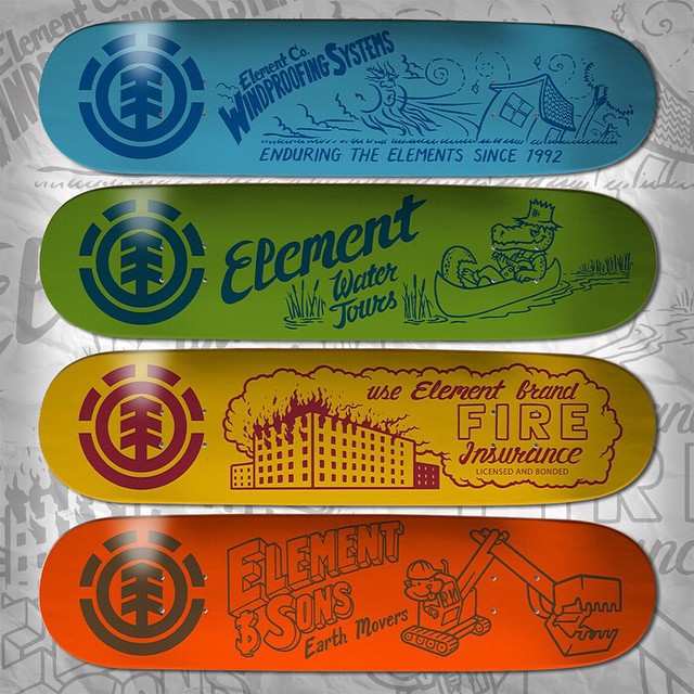 "Originally released in 2004, The ""Family Business"" series was illustrated by #ElementAdvocate Todd Francis (@toddfrancisart). We're bringing these boards back as a part of the ongoing #ElementVaultProject, giving new life to over two decades of art...."