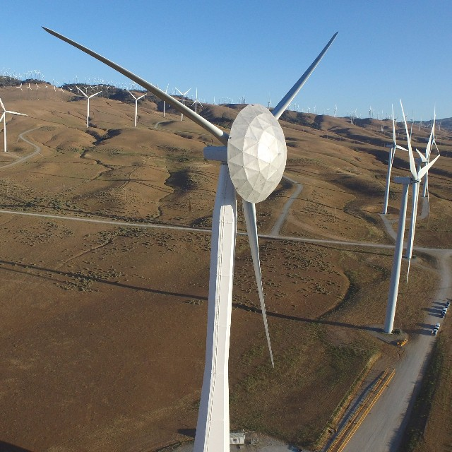 For a sustainable future, wind energy is quite impressive.  Captured by @SparkAerial​ with a #DJI #inspire1.  #inspireThursdays #4k #dronesaregood #DJICreator