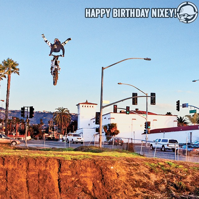 #TBT Happy Birthday to our #FAMILY member @nixeydanielson today