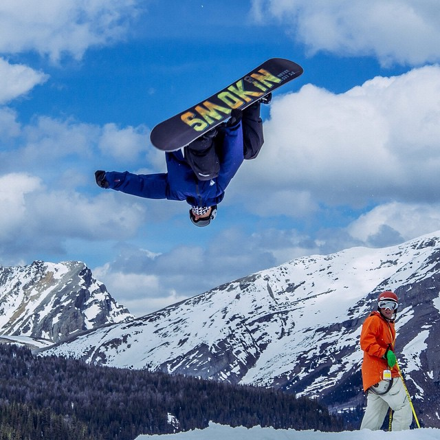 @justjbritton getting upside down on his #2015GoodwoodwinnerHooligan #BritishColombia