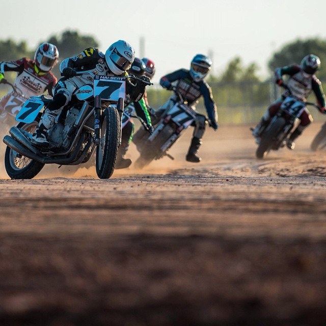 Harley-Davidson Flat-Track Racing will make its #XGames debut tonight at 8:30 pm ET on ESPN.  24 racers compete. One will walk away with the first X Games GOLD. (Photo: @mirrorboxstudios)