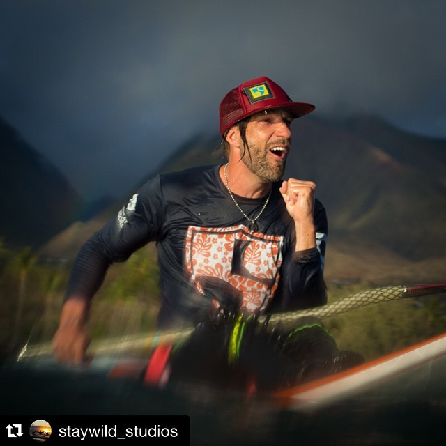 @StayWild_Studios is now LIVE, and this #ReGram photo from the @hi5sfoundation's recent #Hi5TheWave 2015 surf trip here on Maui has been posted in deep tribute of how stoked @shawnakorgan & I are for @westonwalker, @trevorclarkphoto,...