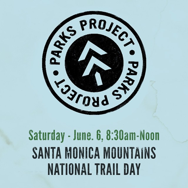 Support National Trail Day! Join us this Saturday 6/6 to restore the Encinal Canyon Trail from 8:30am to 12 noon in the Santa Monica Mountains! Only 15 spots available. RSVP to info@parksproject.us by today! #stewardsofparks...