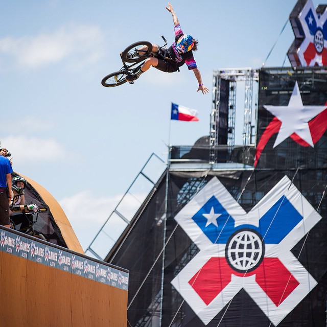 Welcome to day two of #XGames Austin!  Huge day on tap. We are kicking things off at 12:30pm ET with BMX and Skate Vert! (