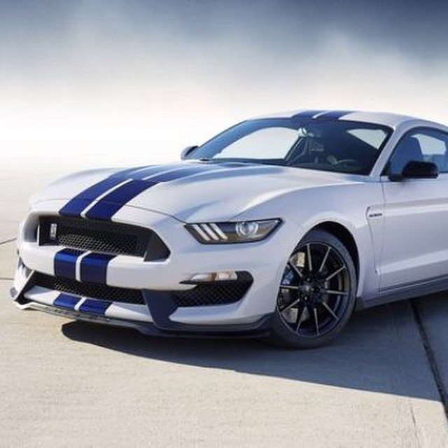 The new Mustangs are looking pretty rad #fastfriday #gr350r #Merica