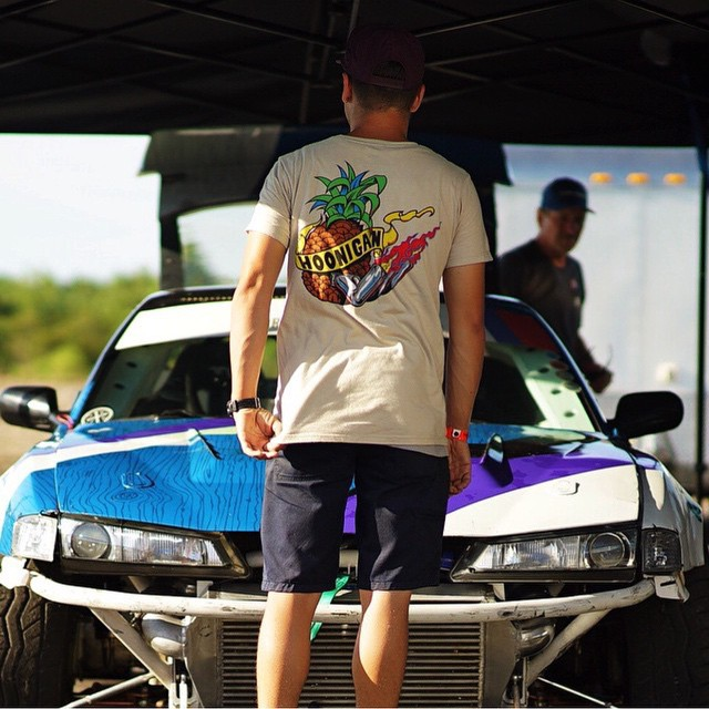 Make sure to catch @formulad qualifying live at formulad.com/live! Also, if you're diggin' the tee our dude @natehamilton144 is wearing scoop it up at #HooniganDOTcom. #fdorl #supporthooniganism