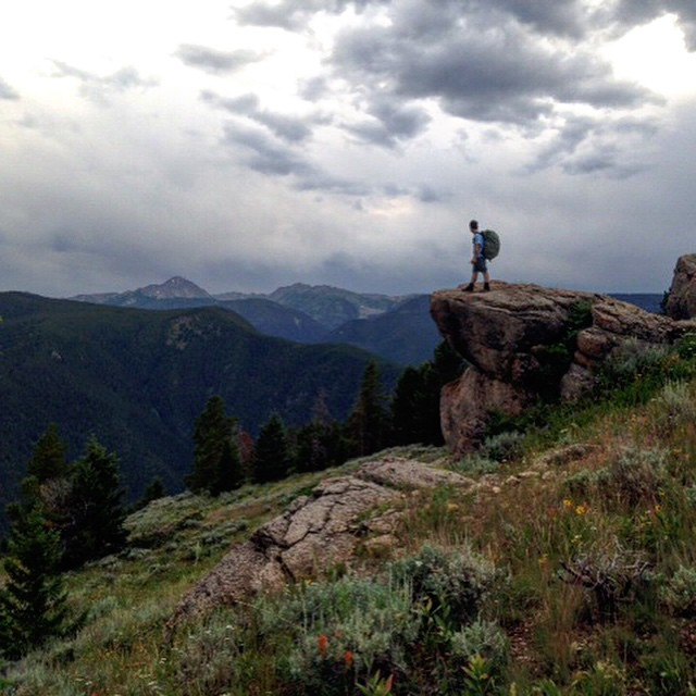 Hey Bozeman! Head over to @schnees_montana at 6:30 tonight to hear Gregg speak in celebration of #NationalTrailsDay. Microbrews and refreshments provided.