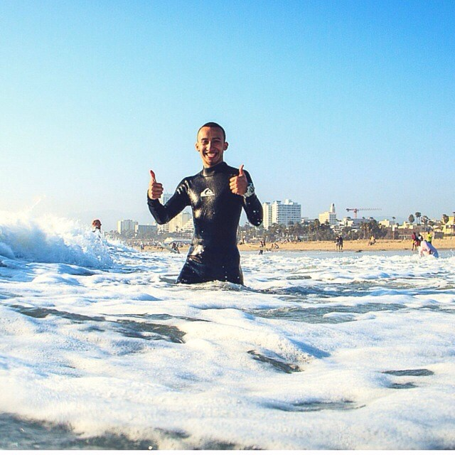 It's almost #surf season! Can't wait. #surfing #surflife #surfstyle #surfer #surfboard #beach #waves #ocean #sand #smiles #thumbsup #happiness #summer #cali #la #losangeles #nyc #surfsup #swim #water #roxy #quicksilver #stoked #stokedorg