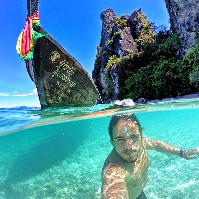 THIS is what a vacation feels like! We're sending 2 of you to Hawaii - who's it going to be? Kameleonz.com