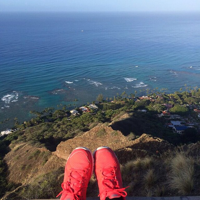This weekend, take a hike. But also take time to appreciate the view. #adventure #nature #Hawaii #SOLOeyewear