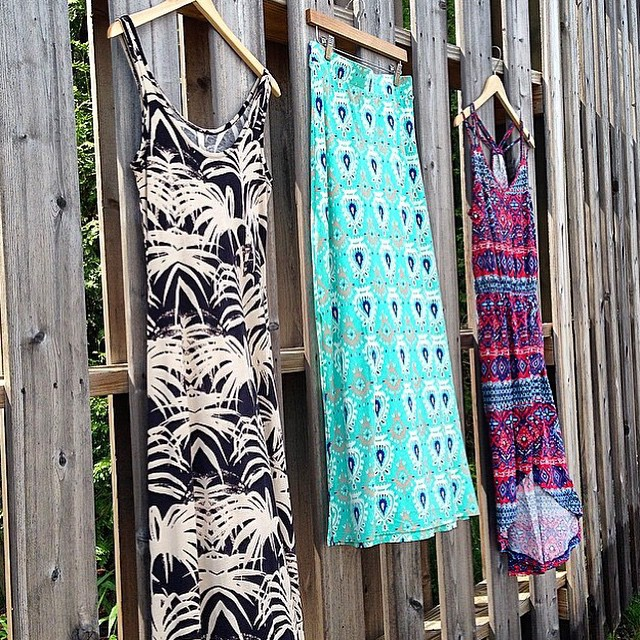 Is your dress collection lacking? Our new #summer styles are in! Make like @wfmmarlboro and be ready! @wholefoods #wholebody #wholefoods #style #sustainable #fashion
