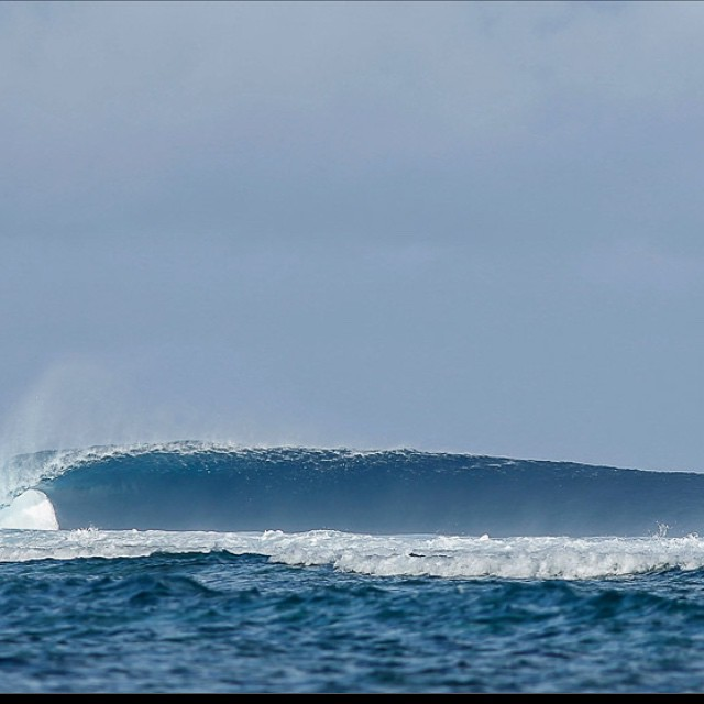 Check out the Fiji Pro at www.worldsurfleague.com !  #uluLAGOON #wsl #cloudbreak #tavarua #tavi #surf #worldtour