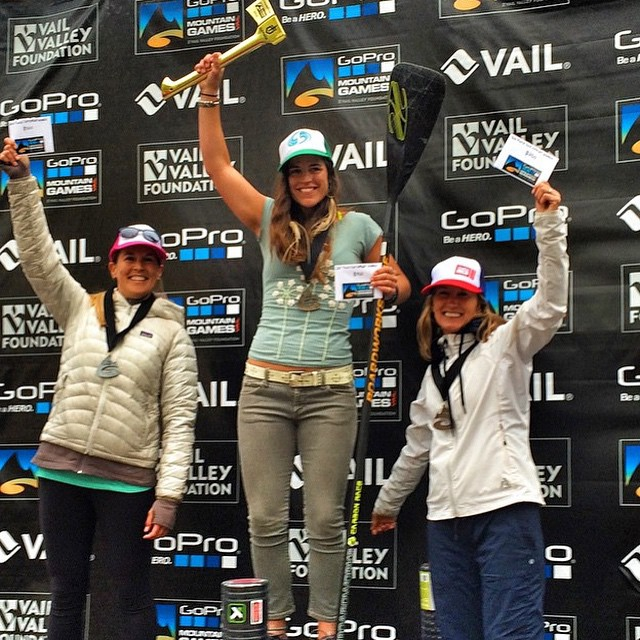 So stoked and proud of our team rider @nautilussup for dominating yesterday at the @mountaingamesvail!