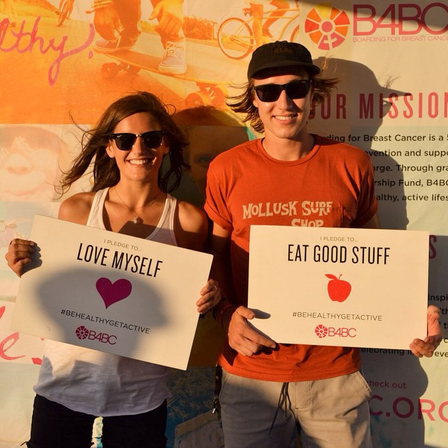 It's the last day of X Games Austin! We've had a blast educating thousands of X Games goers on how to #CheckOneTwo and live that #BeHealthyGetActive life.  Visit b4bc.org to learn our 7 Steps To Stomp Out Breast Cancer and take the #PreventionPledge!...