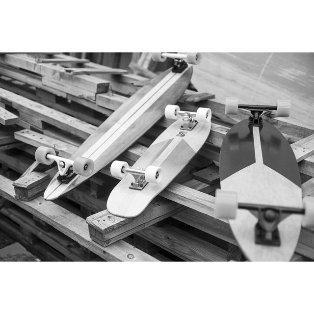 Summer transportation. #handmade #skateboards #nashville #MadeInAmerica