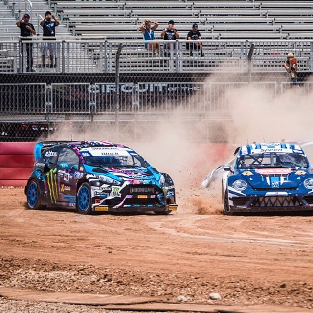 HHIC @kblock43 at #XGamesAustin yesterday! The front driveshaft broke sent all 600rwhp to the real wheels through the last turn of the first round causing a spin. X-Games has an early elimination format, so he and @hooniganracing will have to give 'em...