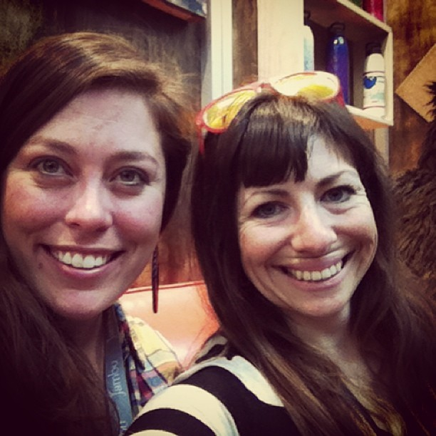 Two awesome days of hanging with the best ladies. Love. #girafficornwranglers #orshow