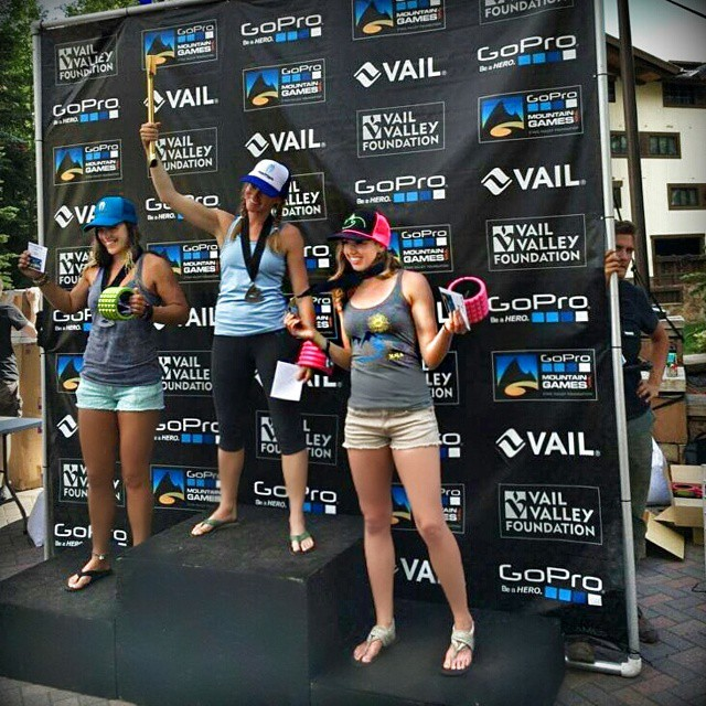 Congrats to #HalaGear athlete @flowathlete for placing 3rd in the GoPro @mountaingamesvail in the SUP Cross!!! #supracing #stand_up_paddle #WhitewaterSUP