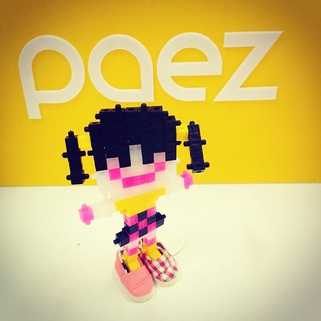 Our new icon star #CindyLou •  #SoPaez #muypaez #paez #paezshoes #toy #insidePaez #paezworld