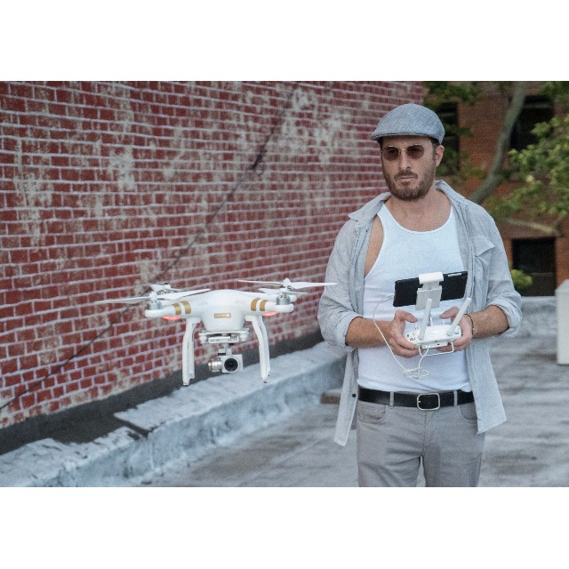 Every visionary artist searches for that unique spark of inspiration. Director @DarrenAronofsky has found his in the #DJI #Phantom3.  #IamDJI #dronesaregood #DJICreator
