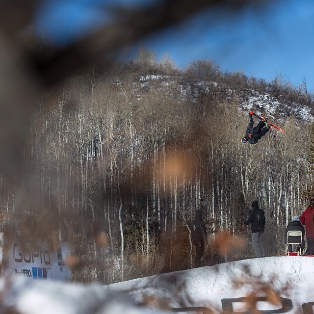 Big day two on tap here in Aspen! Check the full schedule at XGames.com. (Photo @christianpondella )