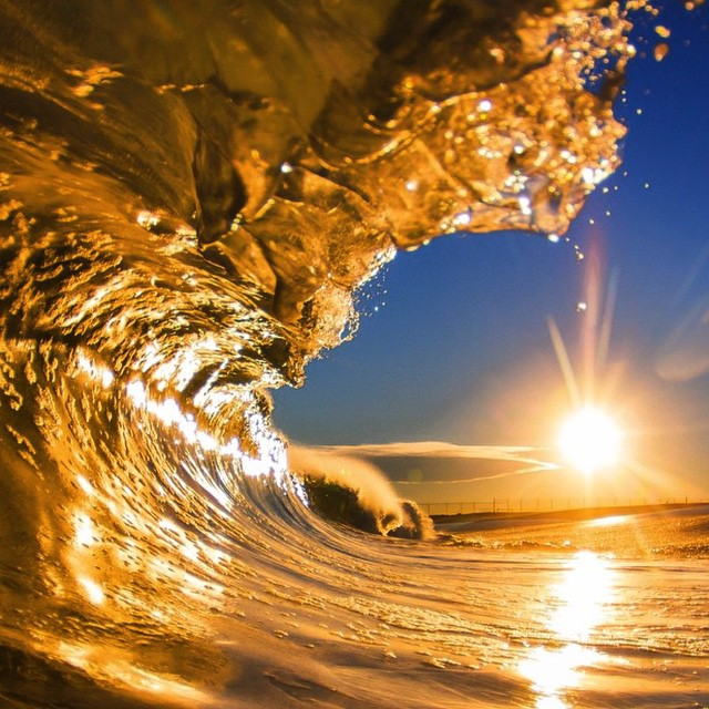 Golden Hour #theBillabongdaily