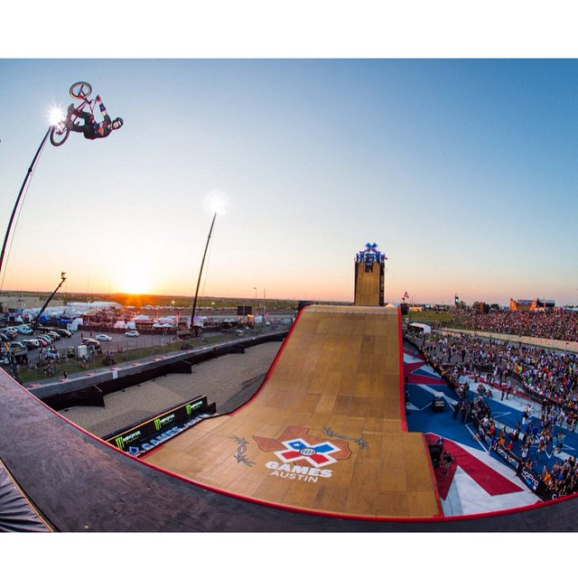 Thanks to the fans, athletes and city of Austin, Texas for a memorable four days! #XGames (