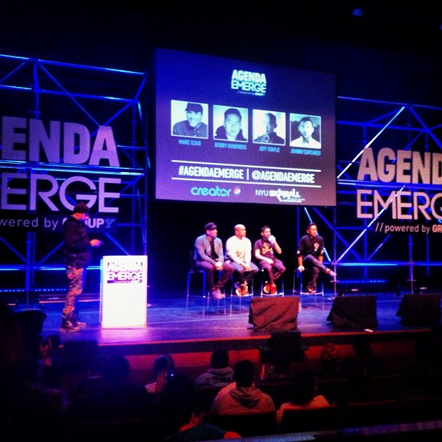 Yesterday we attended the #AgendaEmerge NYC Branding Conference and gained some valuable knowledge on branding and work ethic we will be sharing with our STOKED Youth in our Stoked for Success Programming. Thank you to @groupy and @agendaemerge. As...
