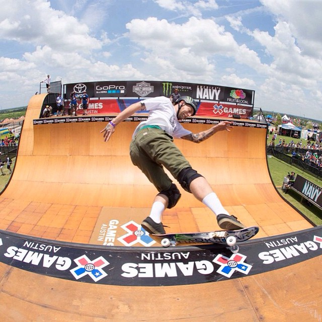 @plg's performance in Skateboard Vert is our #AlwaysStayTucked moment of X Games Austin!  Check the video at XGames.com. (