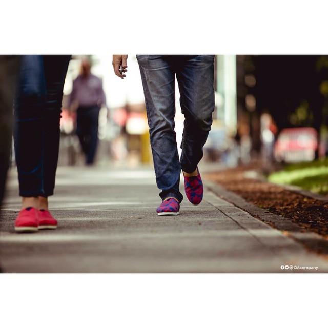 Camino, luego existo.  #ActitudQA PH. @cuikafoto  www.QA.com.ar