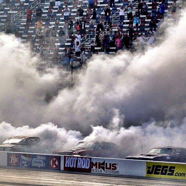 WORLD RECORD BURNOUT: Tomorrow at Memphis International Speedway we will be  joining @hotrodmagazine in a Guinness World Record Attempt for the most cars doing a burnout at one time. The plan is to smash Australia's record set at SummerNats 28 earlier...