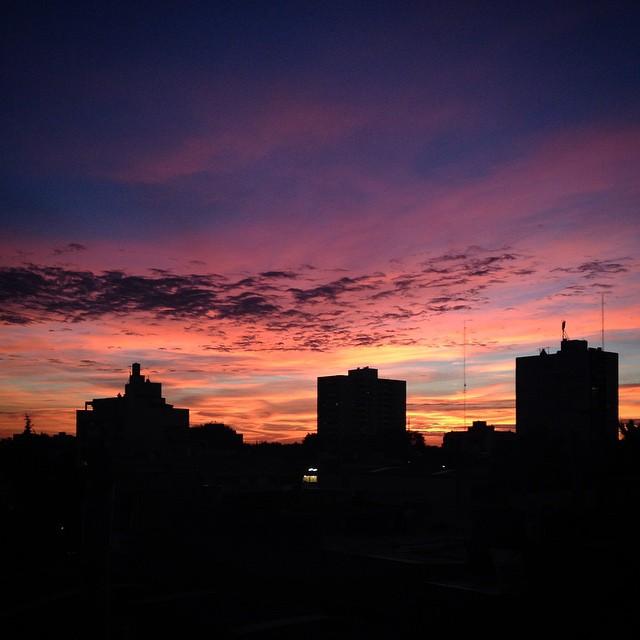 #nofilter #sunset #elephant #elefante #jointheherd para terminar el miércoles con un poquito más de pilas @elephantindumentaria