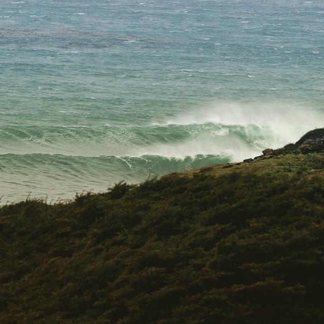 Otras olas que encontramos en nuestra expedición por Península Mitre