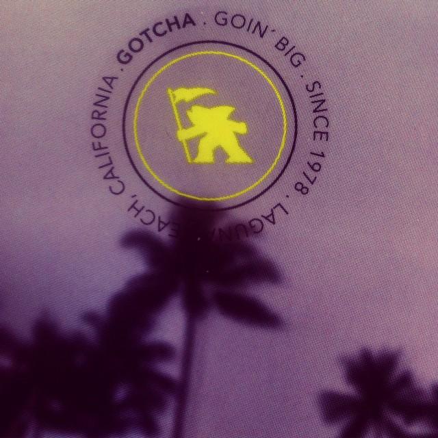 #Gotcha - #GOINBIG