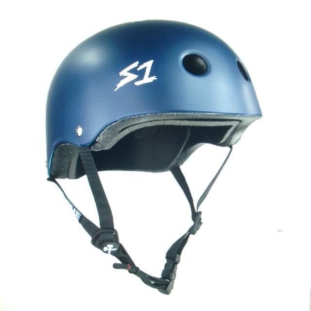 We wanted a better fitting and more protective helmet so we made the S1 Lifer Helmet. #besthelmet for #skateboarding #downhillskateboarding #bmx #rollerderby