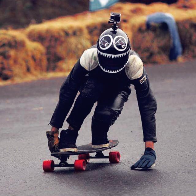 Kalima DH Rider: Ejem Black, Misiones Argentina #kalimaskate #downhill