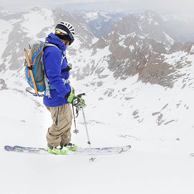 We wanna take a moment to congratulate MHM sponsored skier @aporzak1 after this weekend, he accomplished an amazing feat. Saturday, Austin free skied Capitol Peak here in Colorado, making it the 54th and final 14er that he has skied in the state....