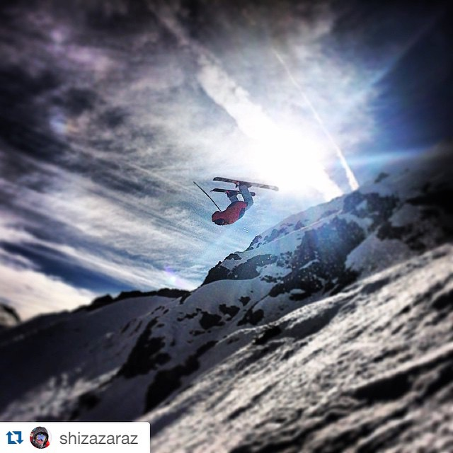 #Repost @shizazaraz ・・・ Happy flipping birthday #HighFivesAthlete @shizazaraz!!